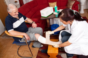 senior wound care